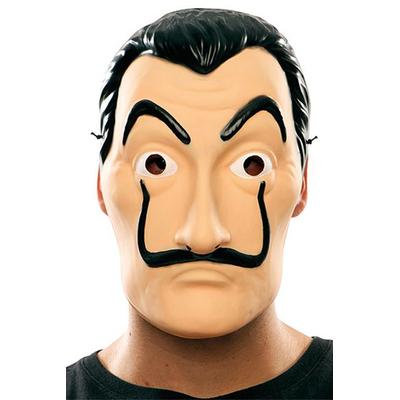 Masque Casa de Papel Dali