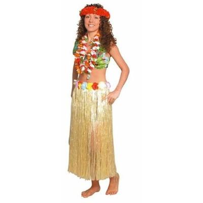 Jupe Hawaïenne 75Cm Naturelle