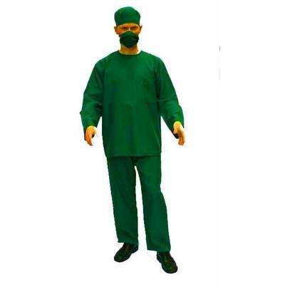 Déguisement de Chirurgien Vert