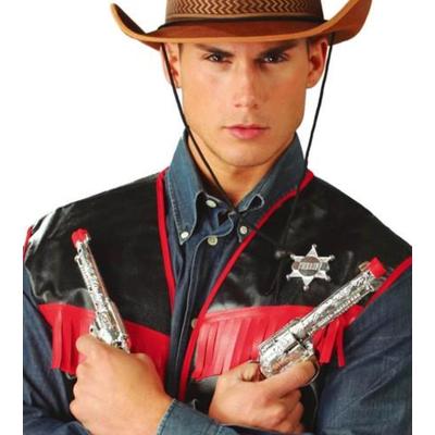Kit cowboy 2 pistolets