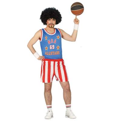 Déguisement de joueur de basket