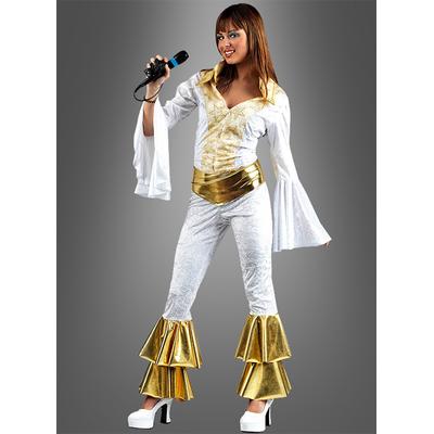 Déguisement disco ABBA