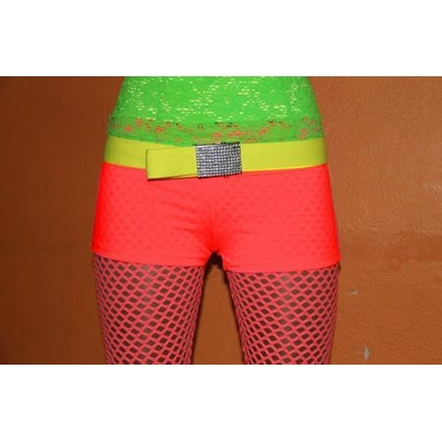 Short Fluo Orange