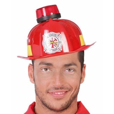 Casque de Pompier Sonore Et Lumineux