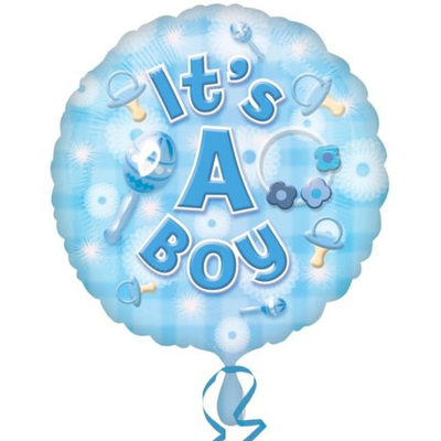 "Ballon "" It's a Boy """