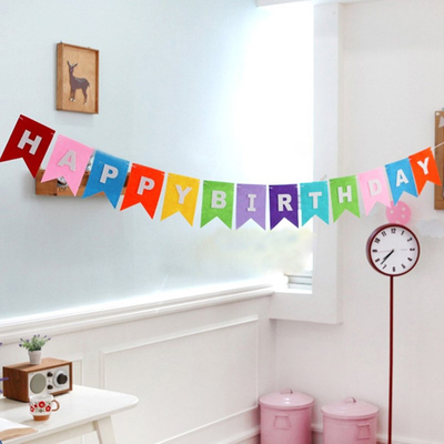 Guirlande anniversaire