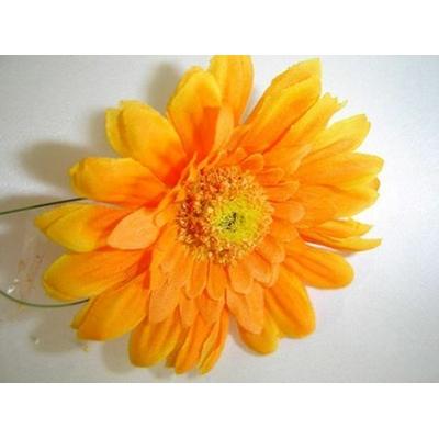Guirlande Marguerites Oranges