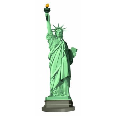 Centre de table statue de la liberté USA