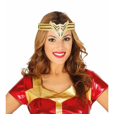 Diadème super héroine