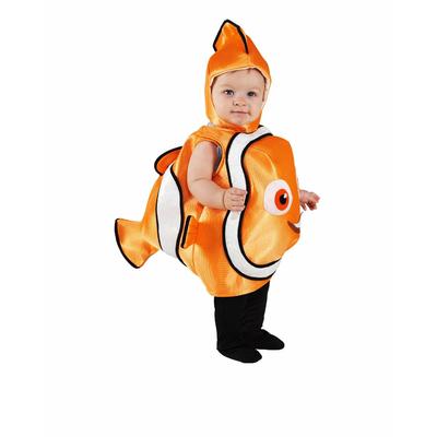 Déguisement de poisson orange
