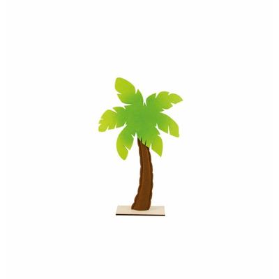 Palmier feutrine
