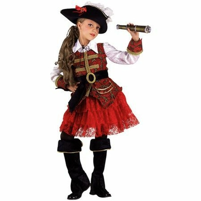 Déguisement de Pirate Fille