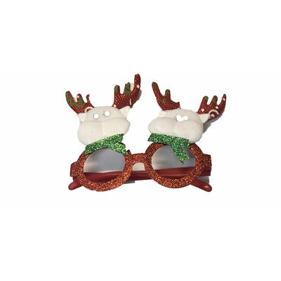 Lunettes de Noel bonnets de Noel élan