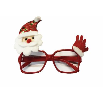 Lunettes de Noel Père Noel