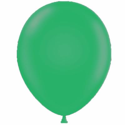 50 ballons latex vert brésil
