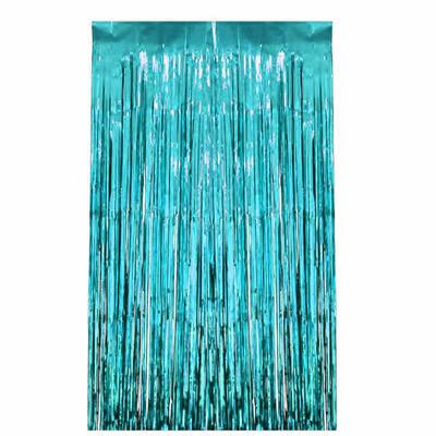 Rideau Métallique Turquoise