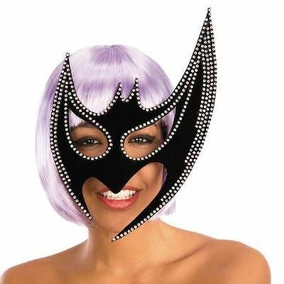 Masque Chauve Souris Strass