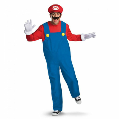 DÉGUISEMENT SUPER MARIO® NINTENDO® ADULTE