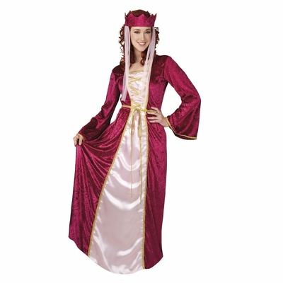 Déguisement Dame de cour médiévale