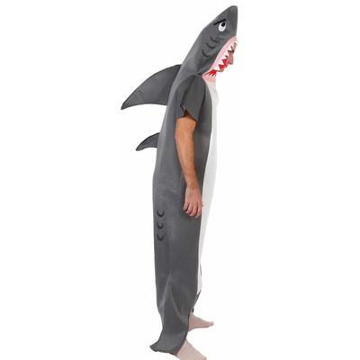 Déguisement de requin adulte