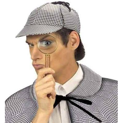 Casquette Enquêteur Sherlock