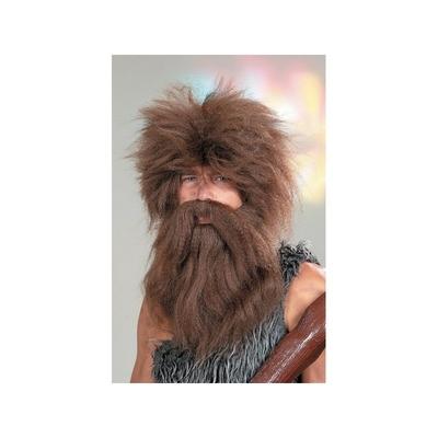 Perruque et barbe Homme Préhistorique