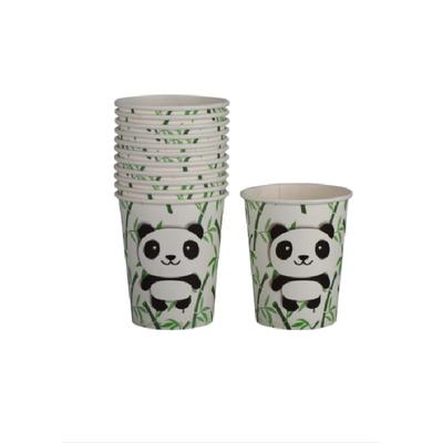 12 gobelets thème Panda