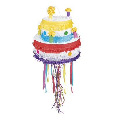 Pinata gateau d'anniversaire