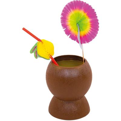verre noix de coco