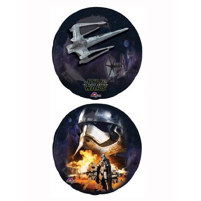 Ballon aluminium ou mylar star wars