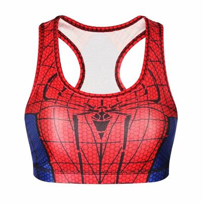 Brassière Spidergirl