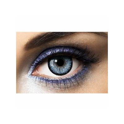 Lentilles de contact Big Eyes Blue