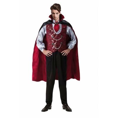 Déguisement d'aristocrate ou vampire adulte