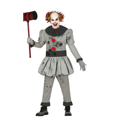 Déguisement clown assassin adulte