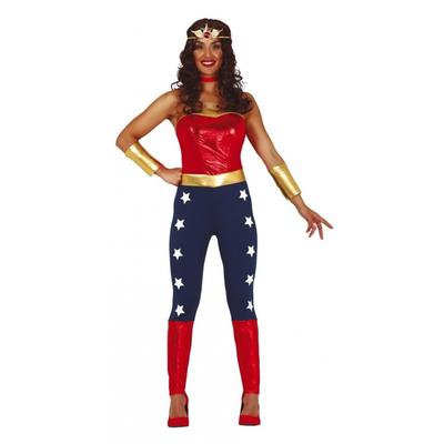 Déguisement de super heroine femme