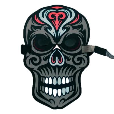 Electro masque de crane squelette