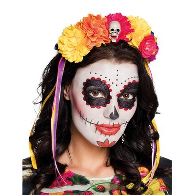 Serre tête jour des morts mexicain