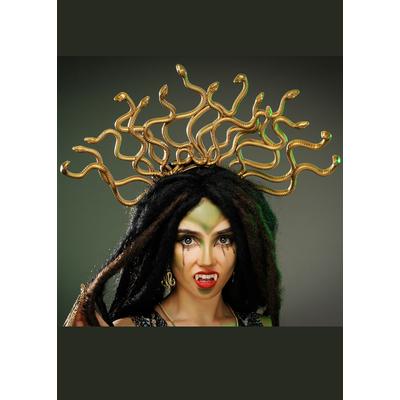 Serre tête Medusa