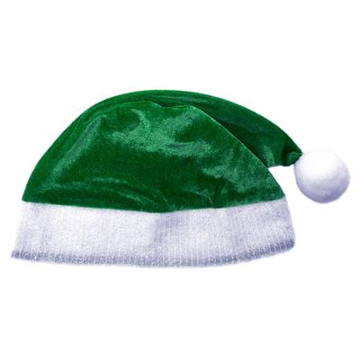 Bonnet de Noel vert