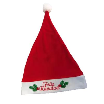 Bonnet de Noel lumineux à leds