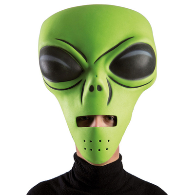 Masque d'alien géant