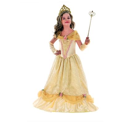 Déguisement princesse jaune Belle