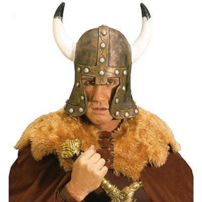 Casque de Viking En Latex