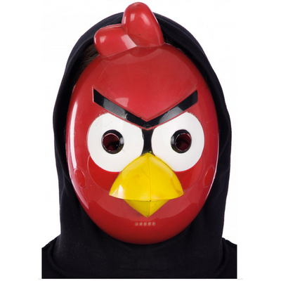 Masque angry bird