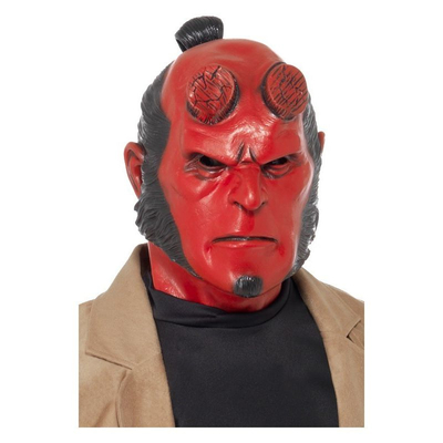 Masque Hellboy