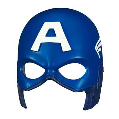 Masque Captain América ™