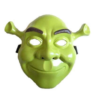 Masque d'ogre vert