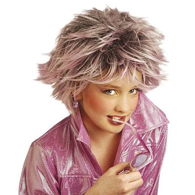 Perruque ado Jazz girl lilas