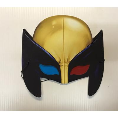Masque de Wolverine en carton