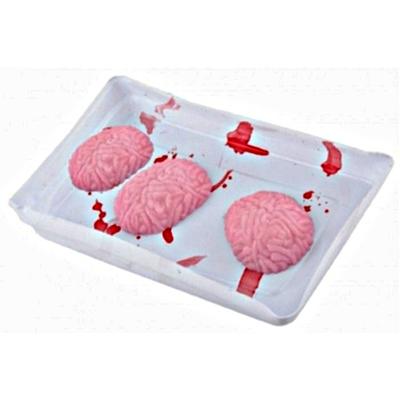 barquette de 3 cerveaux